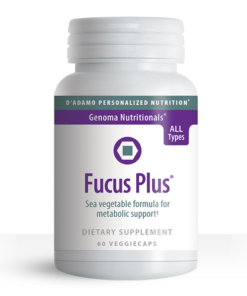 Fucus Plus Supplement