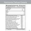 Harmonia Deluxe Greens Spec Sheet