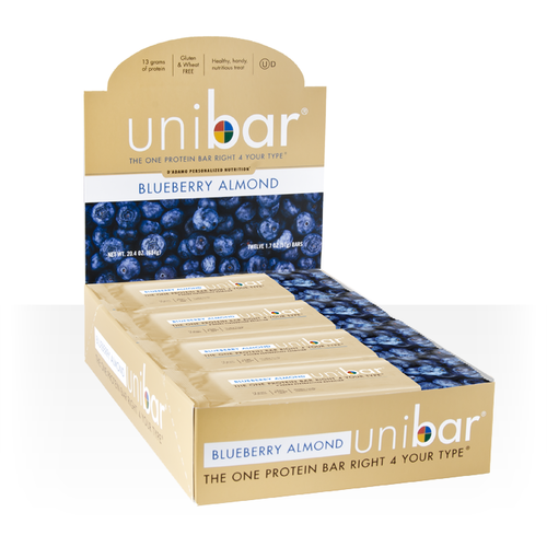 Blueberry Unibar