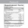 Phytocal B Product Information