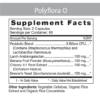 Polyflora O Label
