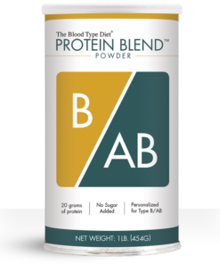 blood type Protein Powder B AB