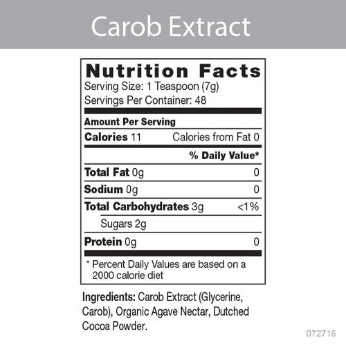Carob Extract