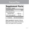 Fucus Plus Product Data