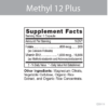 Methyl 12 Plus Product Information