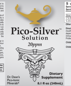 Pico Silver Product Information