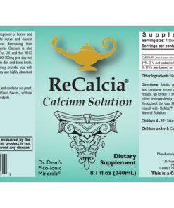 ReCalcia Product Information