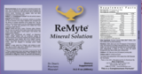 ReMyte Nutritional Facts