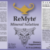ReMyte Product Information